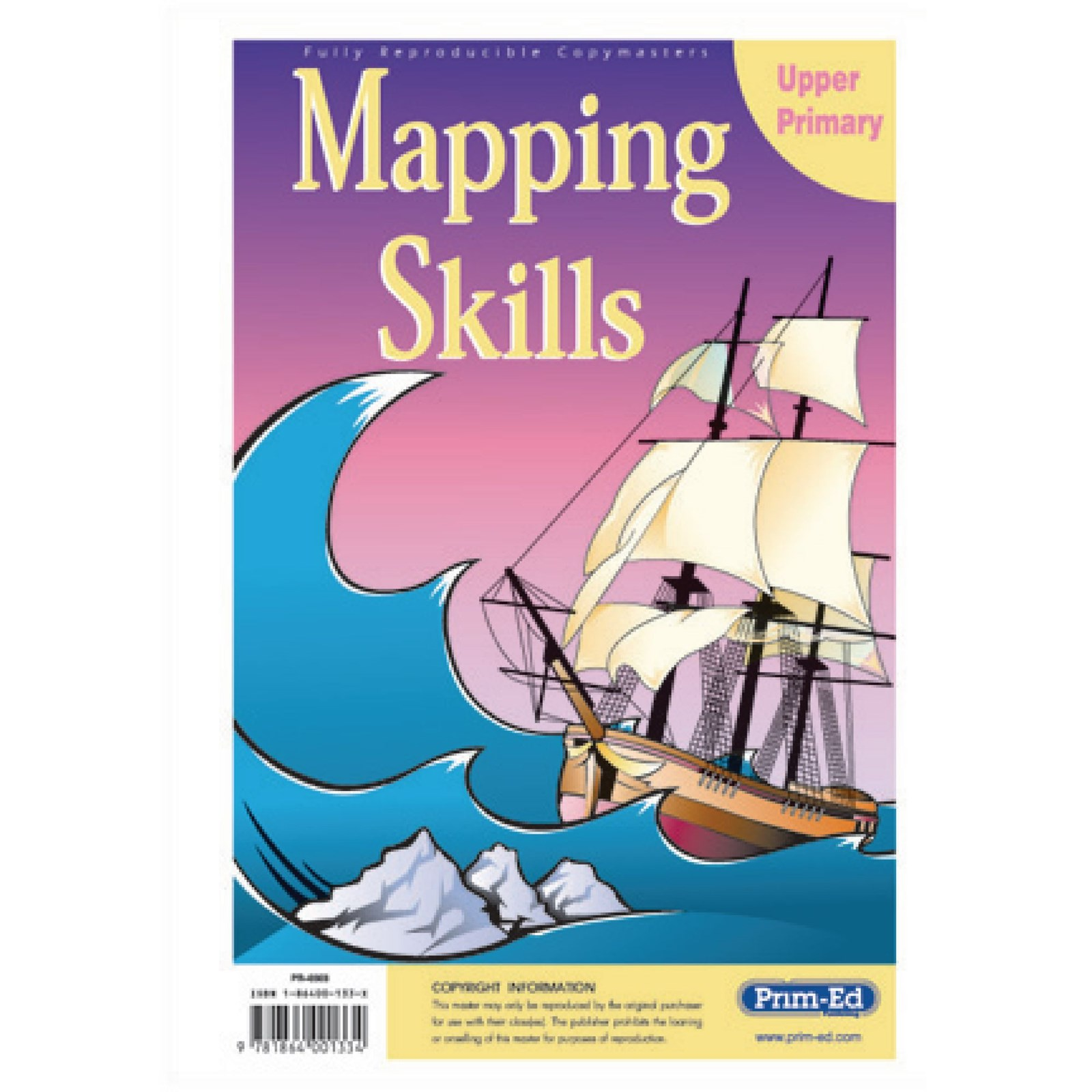 Mapping Skills Upper Primary