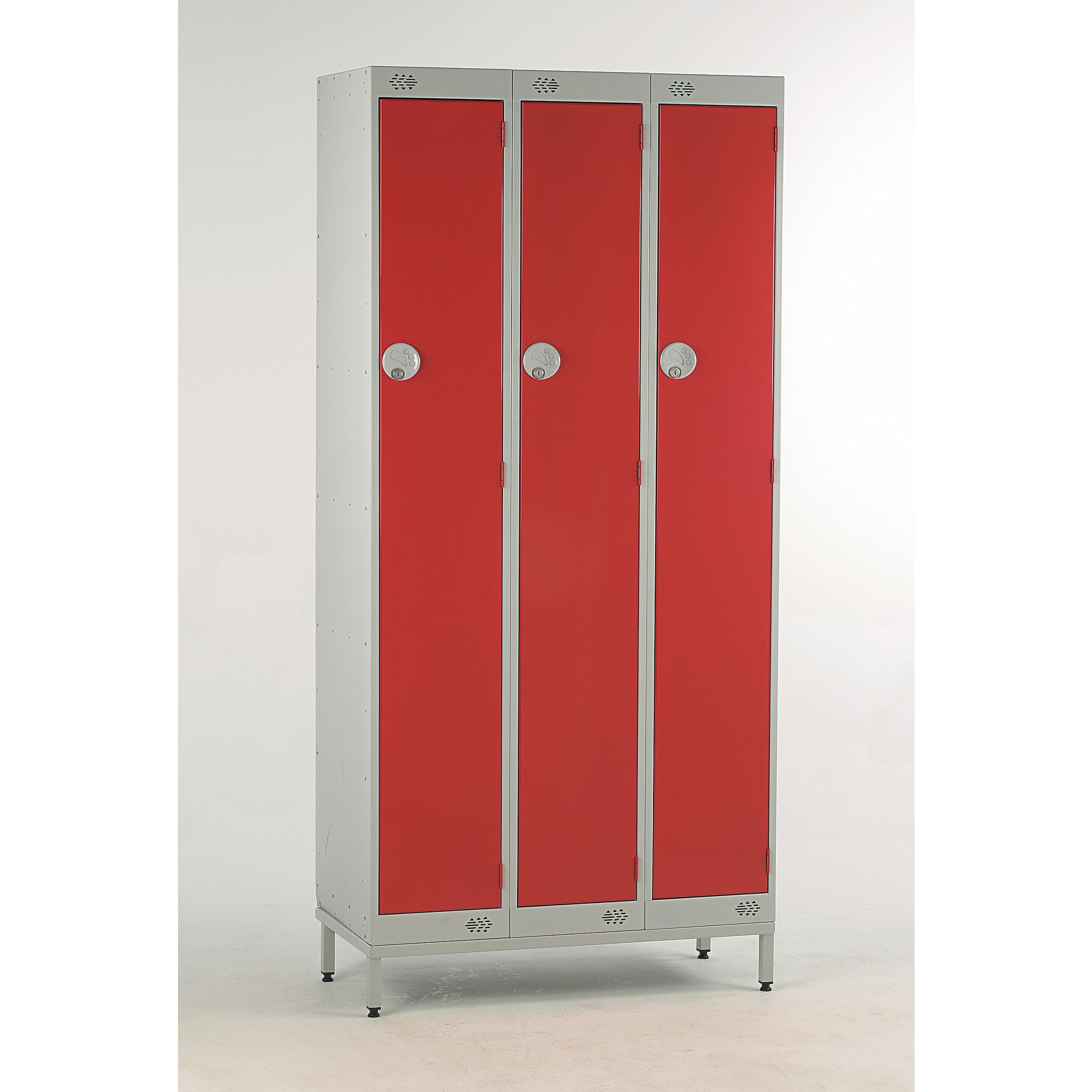 Locker Stand 300mm Single C1530383 Findel International