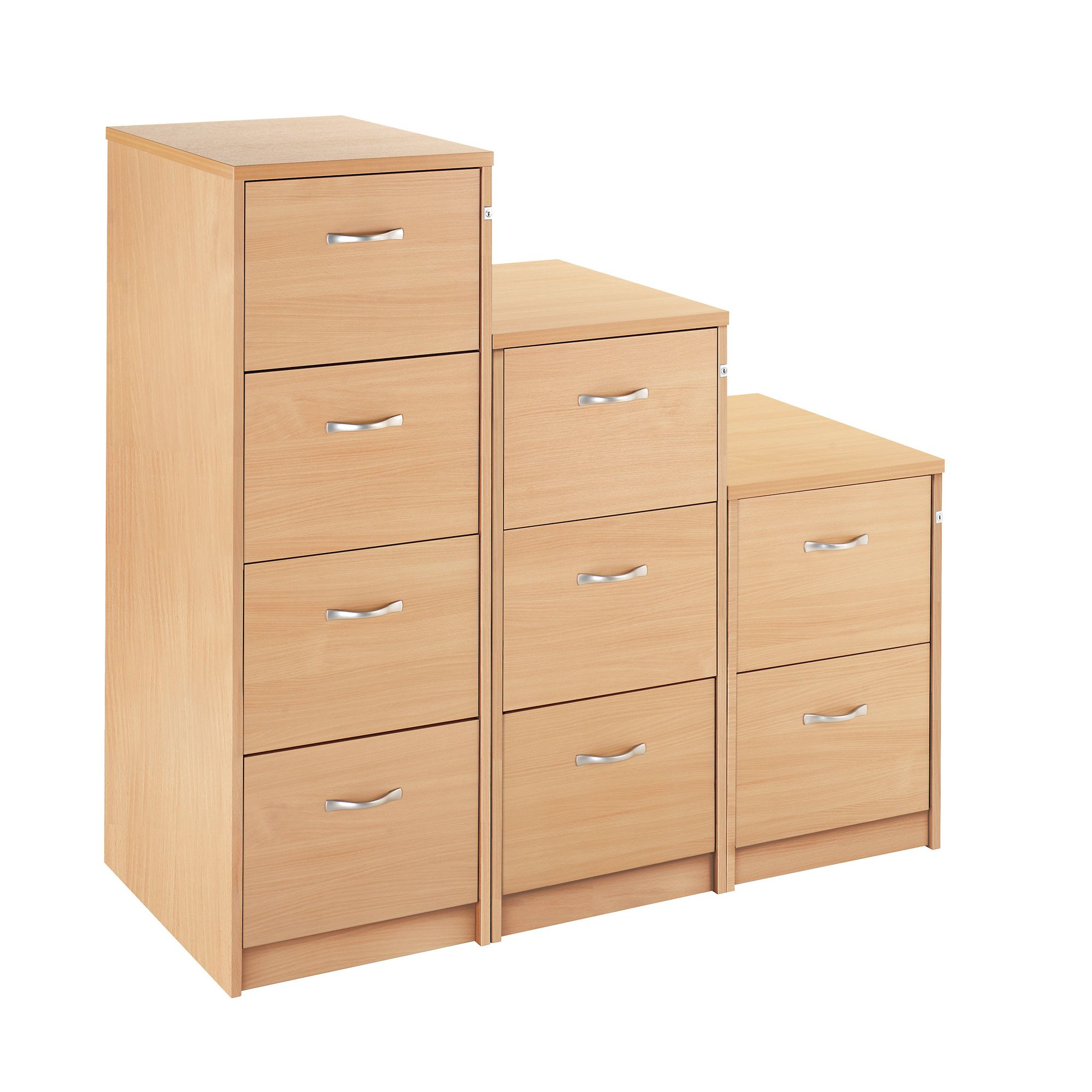 Picture of: Classmates Wooden Filing Cabinet 4 Drawer He48838023 Findel Education