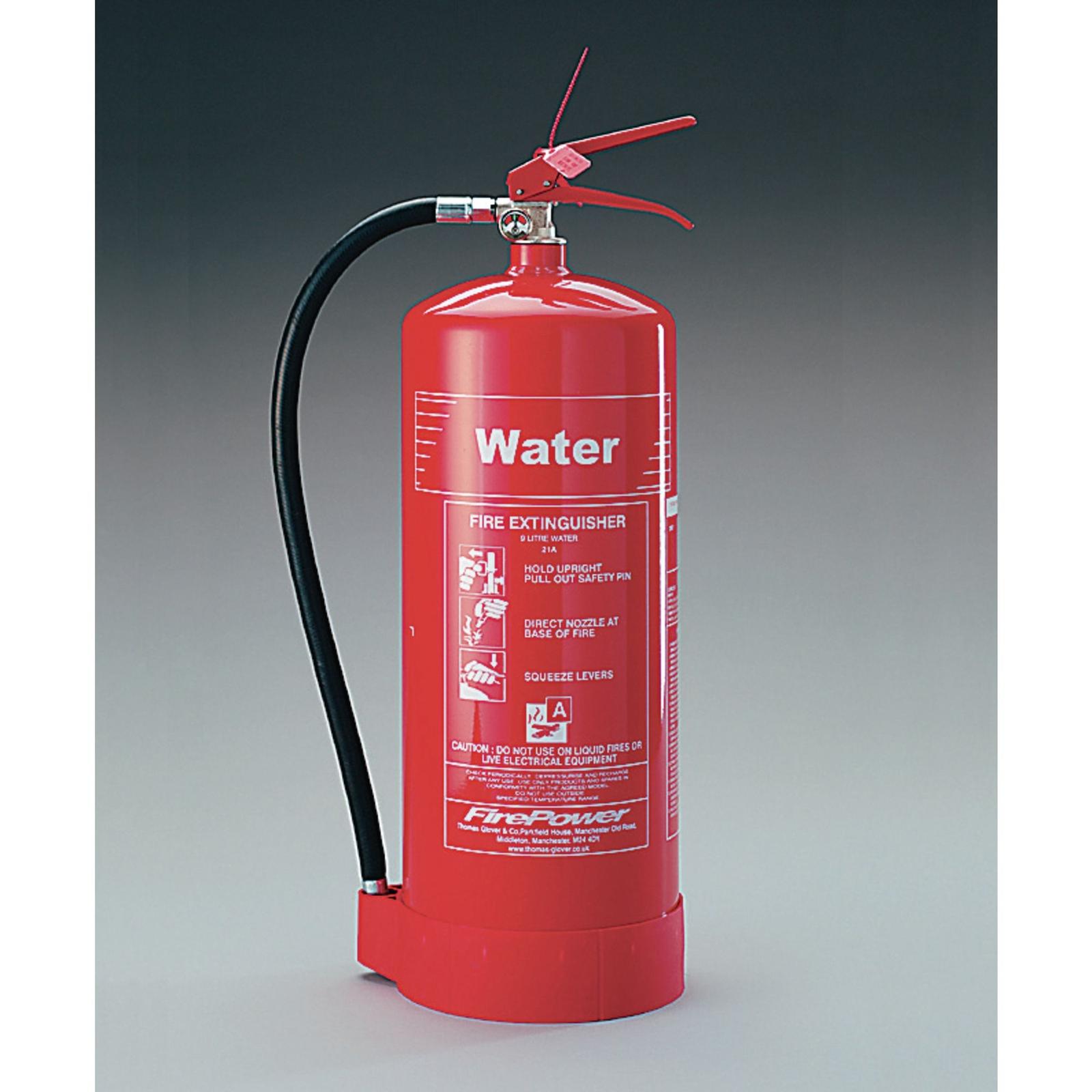 Fire Water Extinguisher