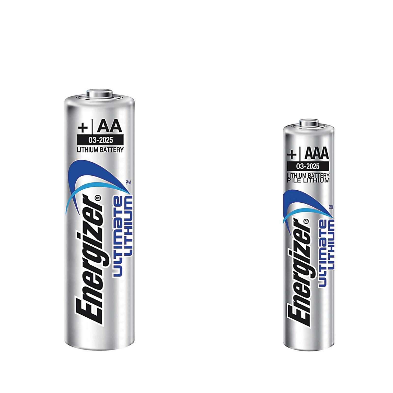Energizer Lithium for Digital Cameras - AA, LR6