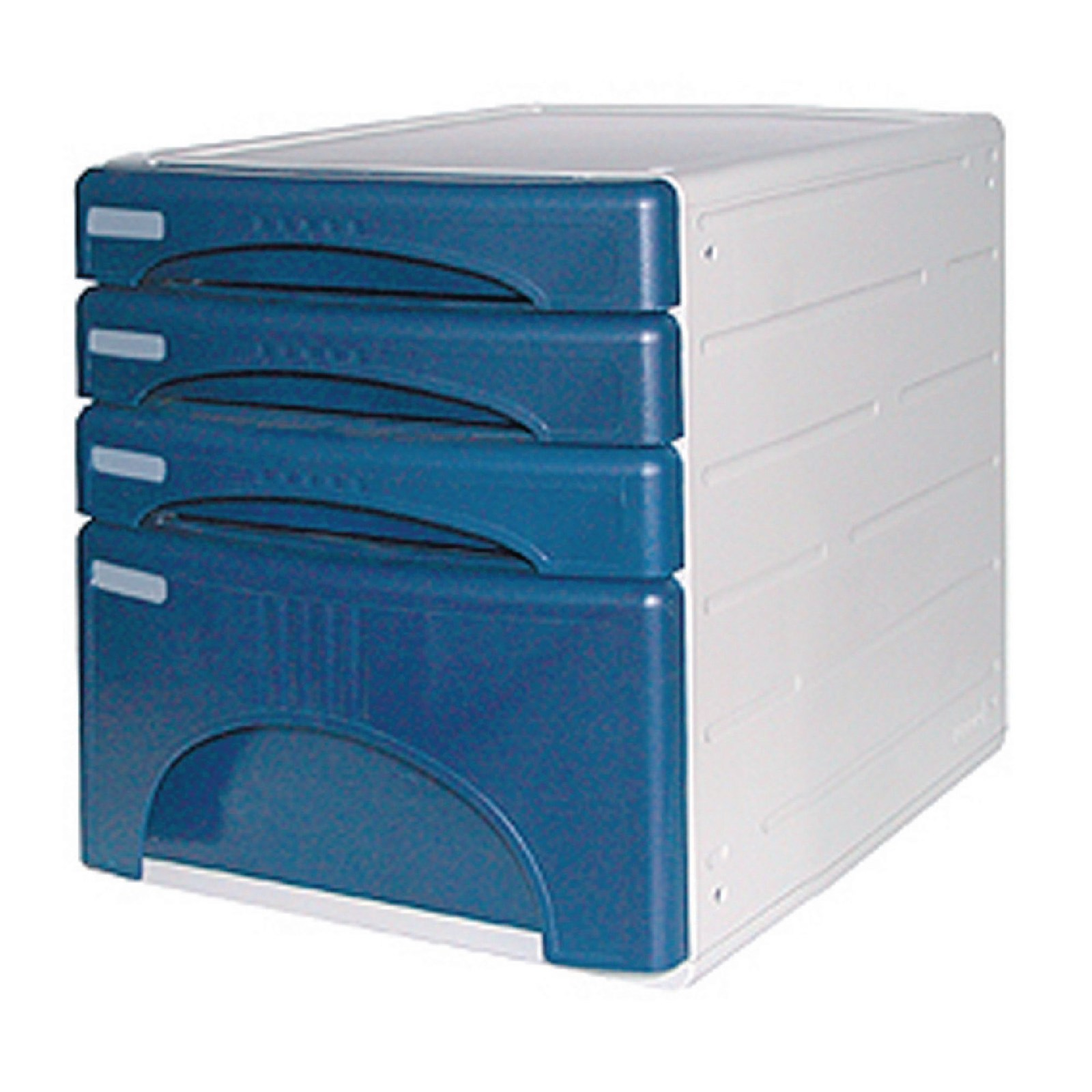 Closed Units - 3 + 1 Drawers