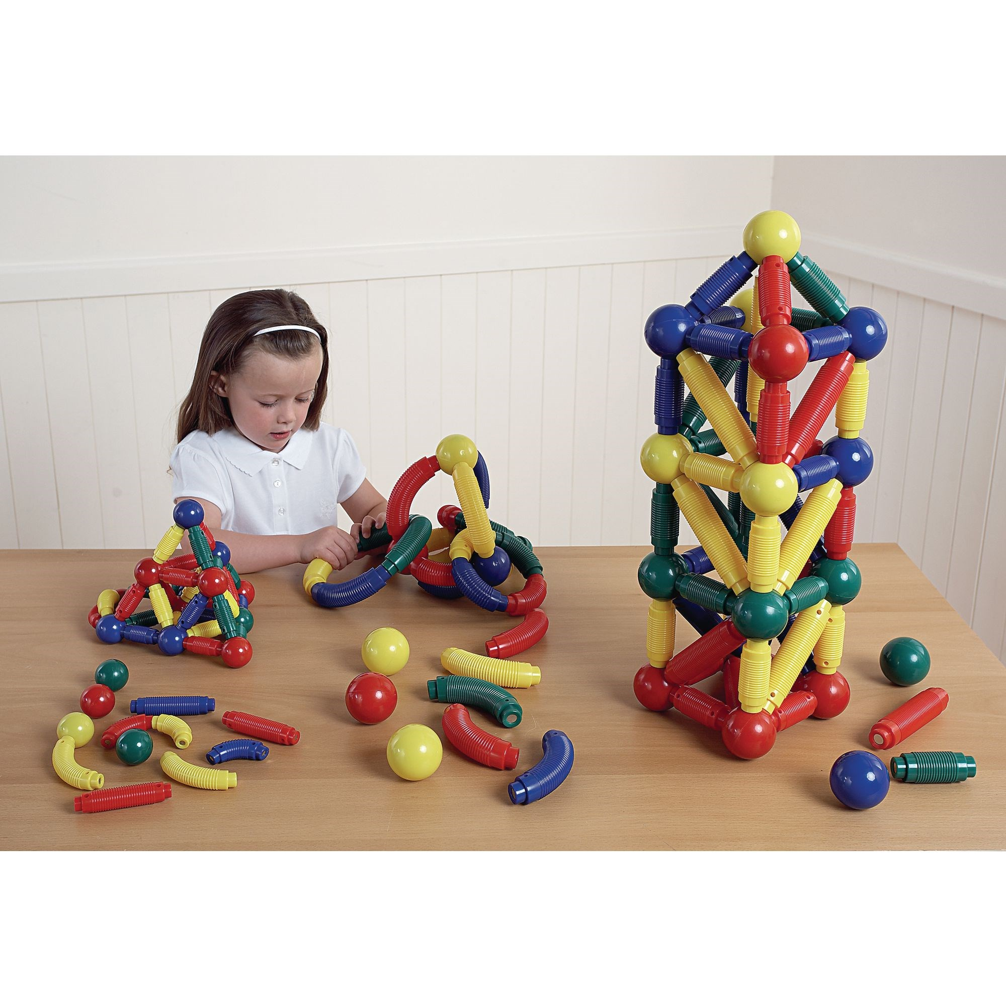 Jumbo Magnets Set 192 Piece