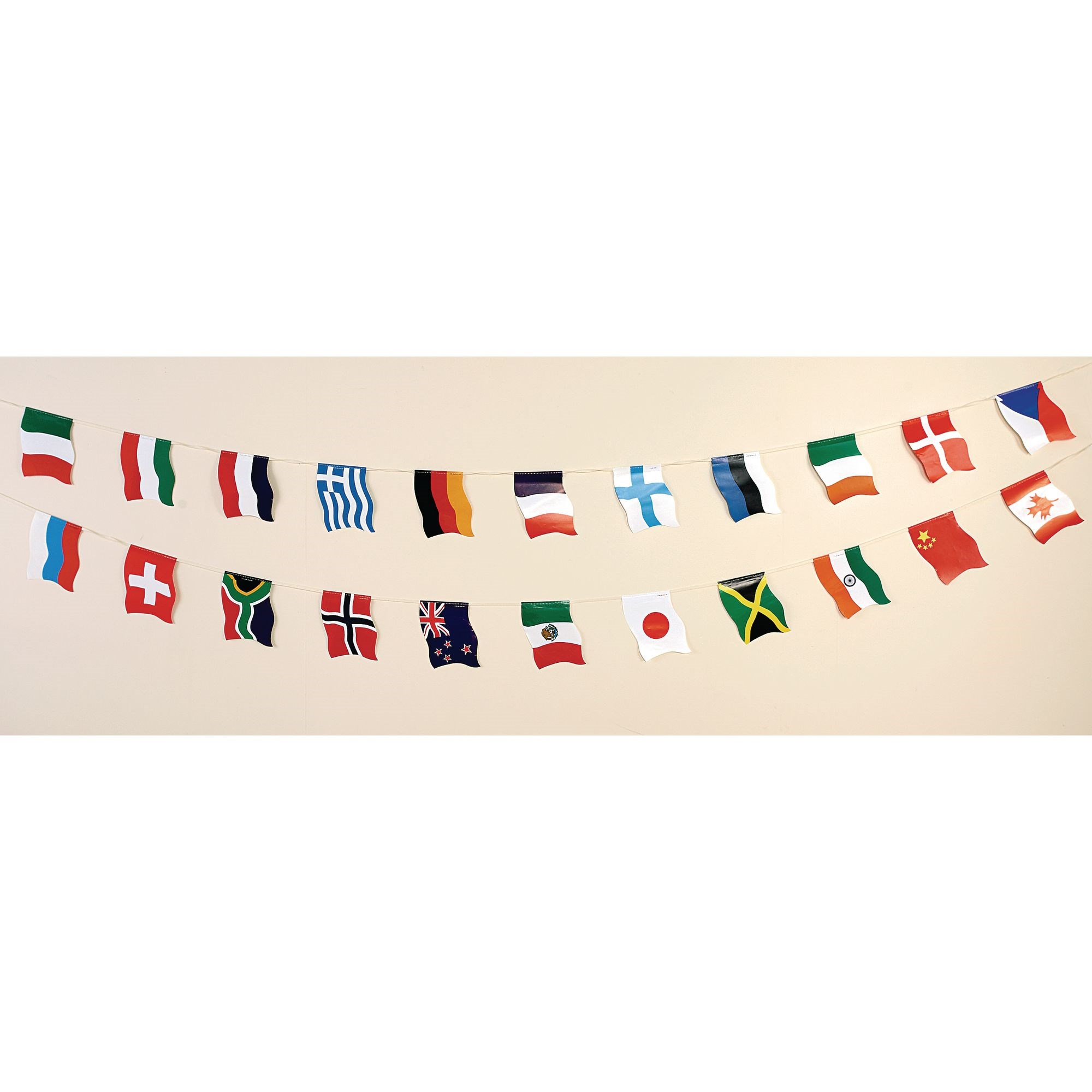 World Flag Bunting