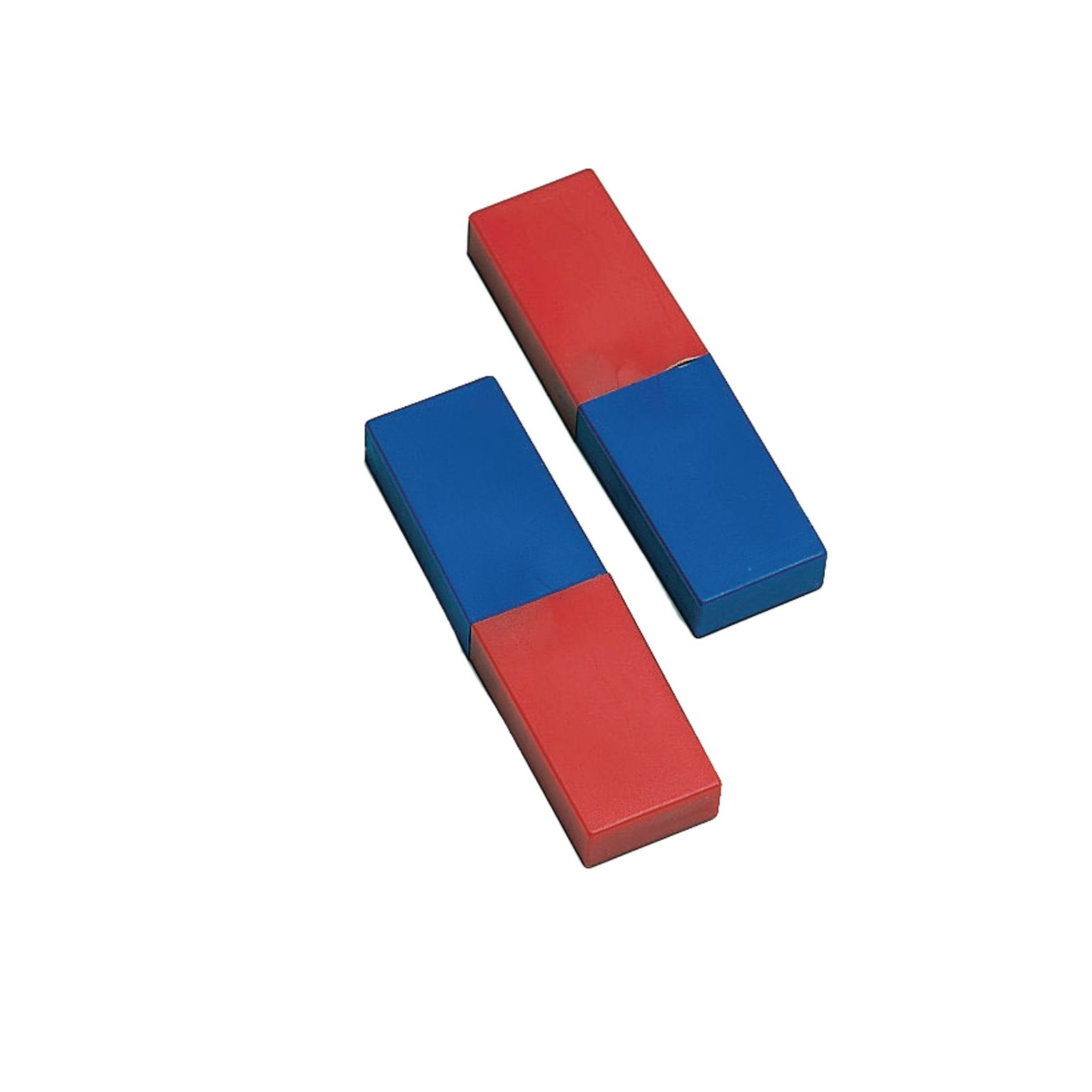 Bar Magnets, Plastic Coated Ceramic