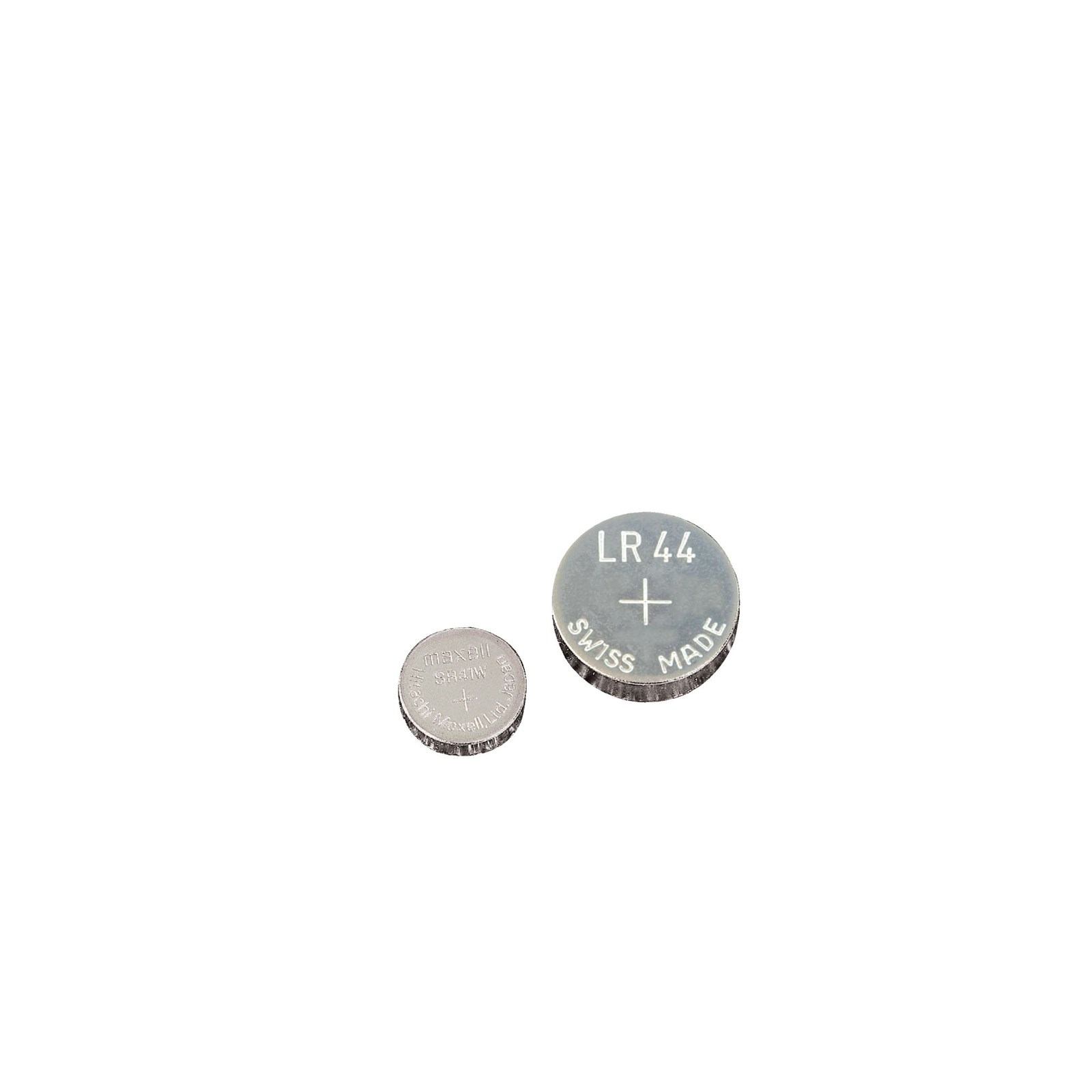 Silver Oxide button cell - LR44