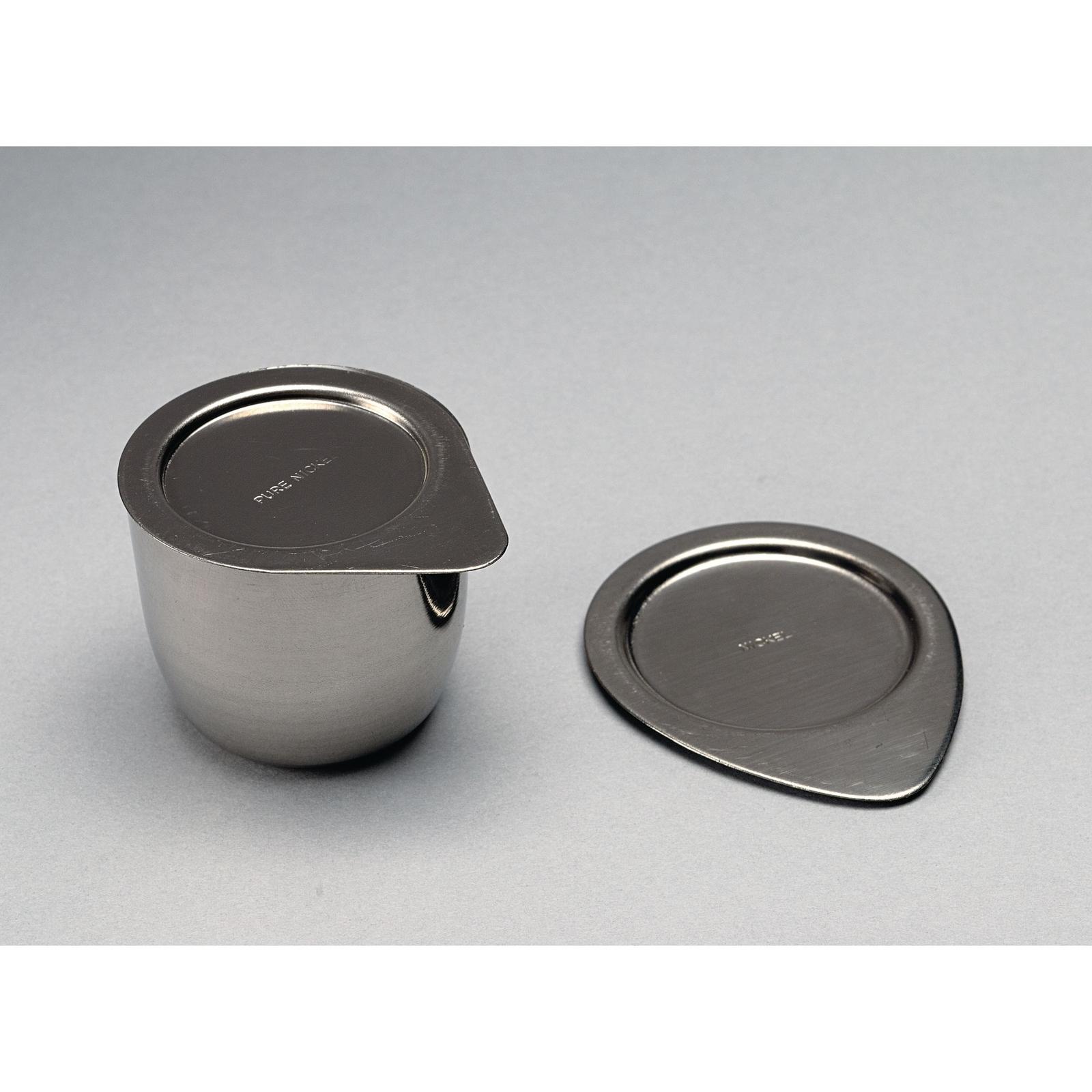 Nickel Crucible Lids - 35mm