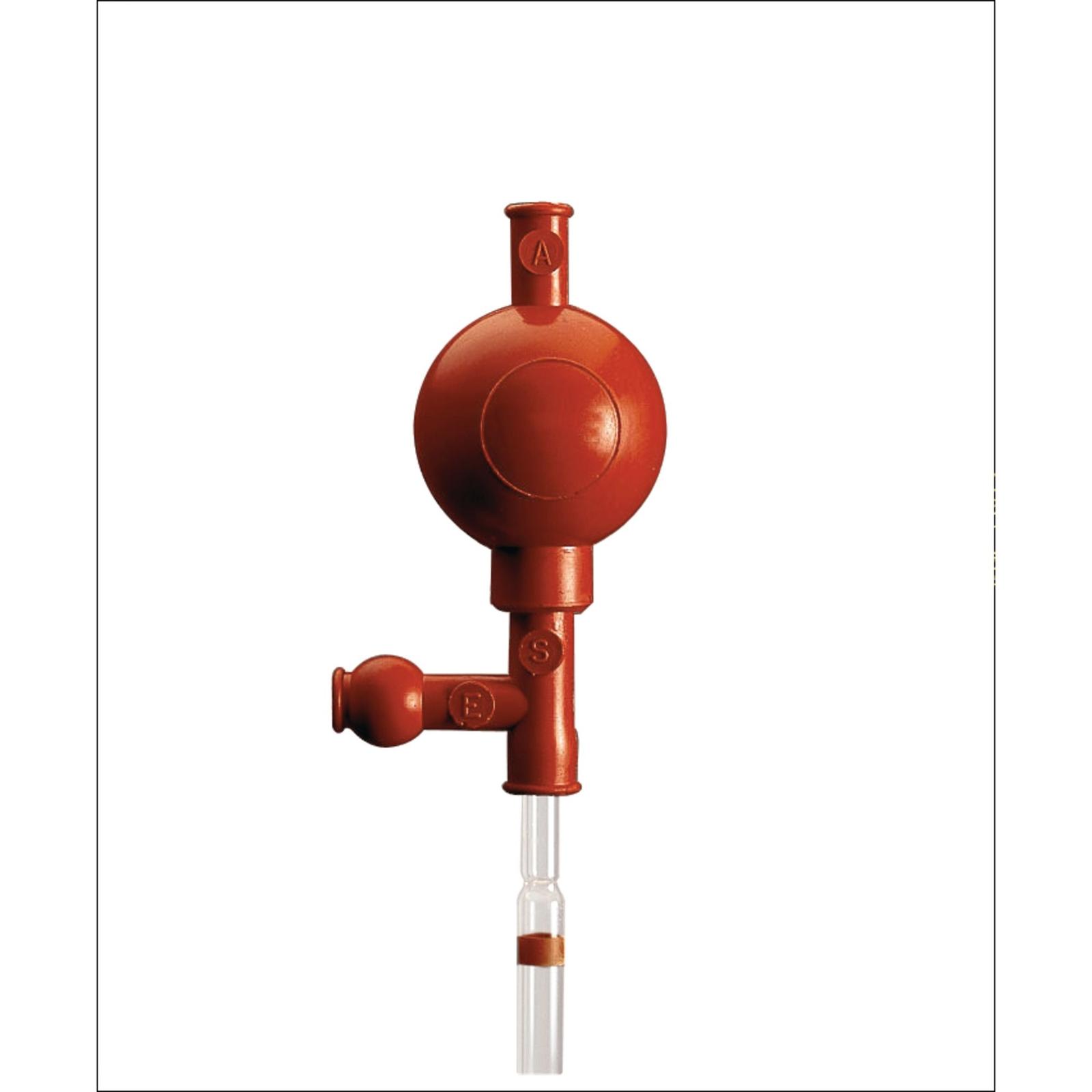 Bulb Type, Pipette Filler - Green - 54mm, Pack of ten