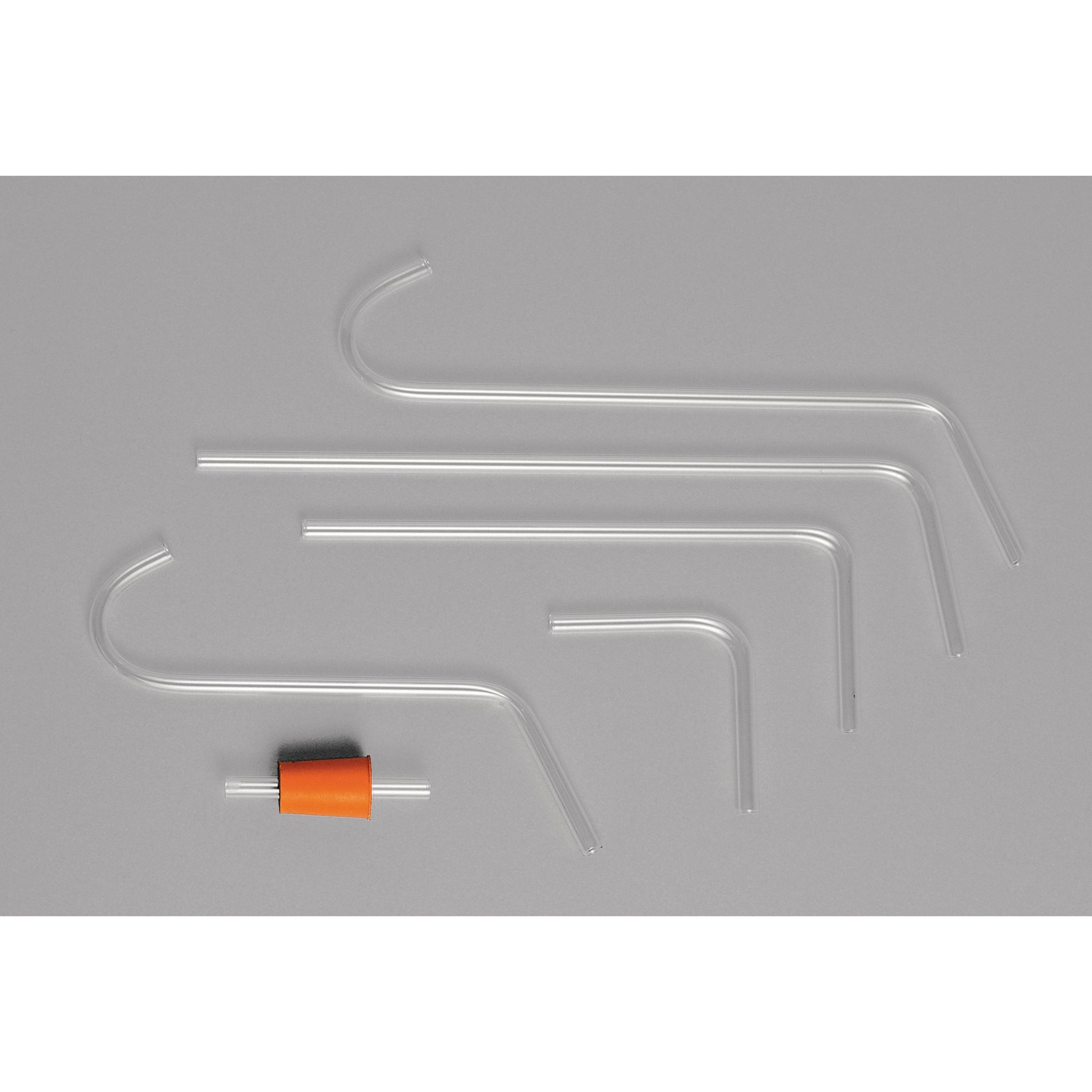 Delivery Tubes - Set of 6 - 6mm