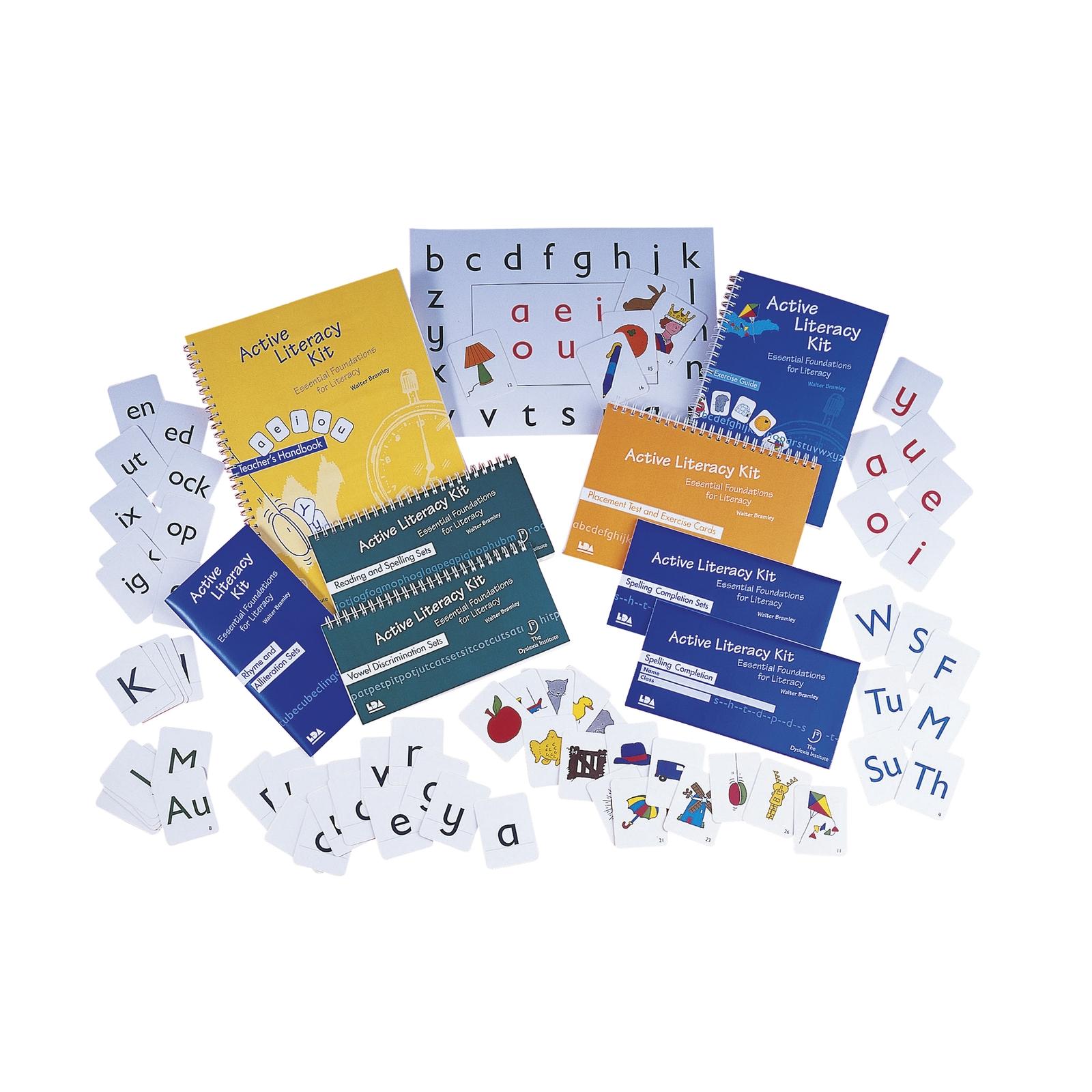 Active Literacy Kit