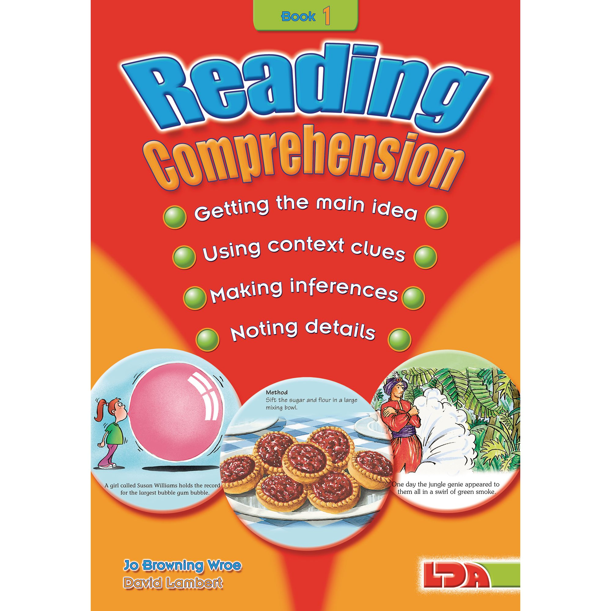 Reading Comprehension Worksheets