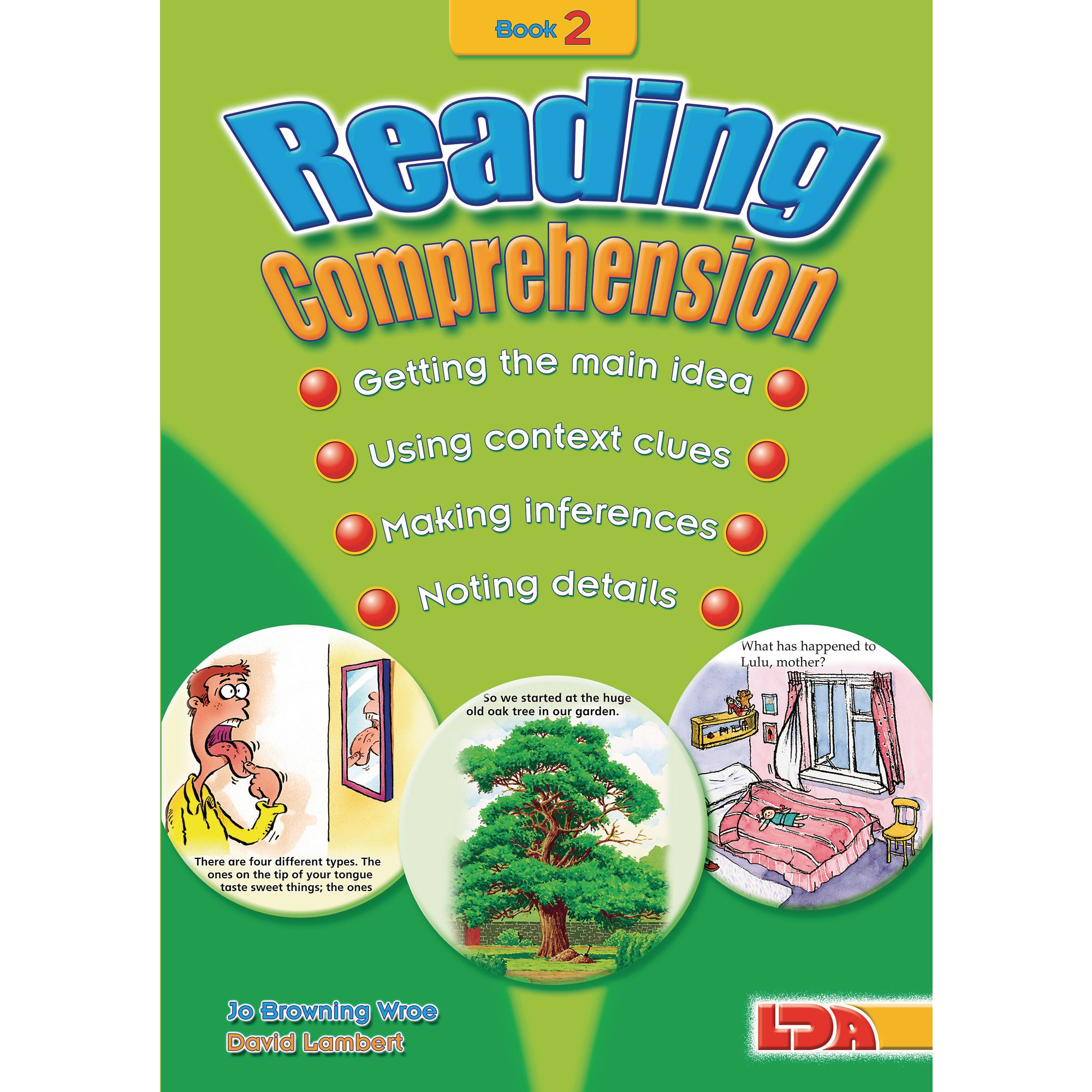 Free Reading Comprehension Tests Online