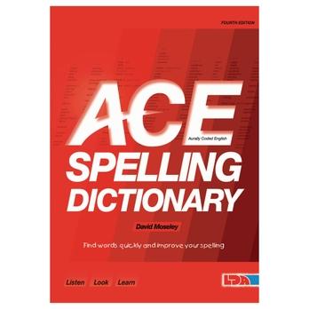 ace spelling dictionary lda resources. Black Bedroom Furniture Sets. Home Design Ideas