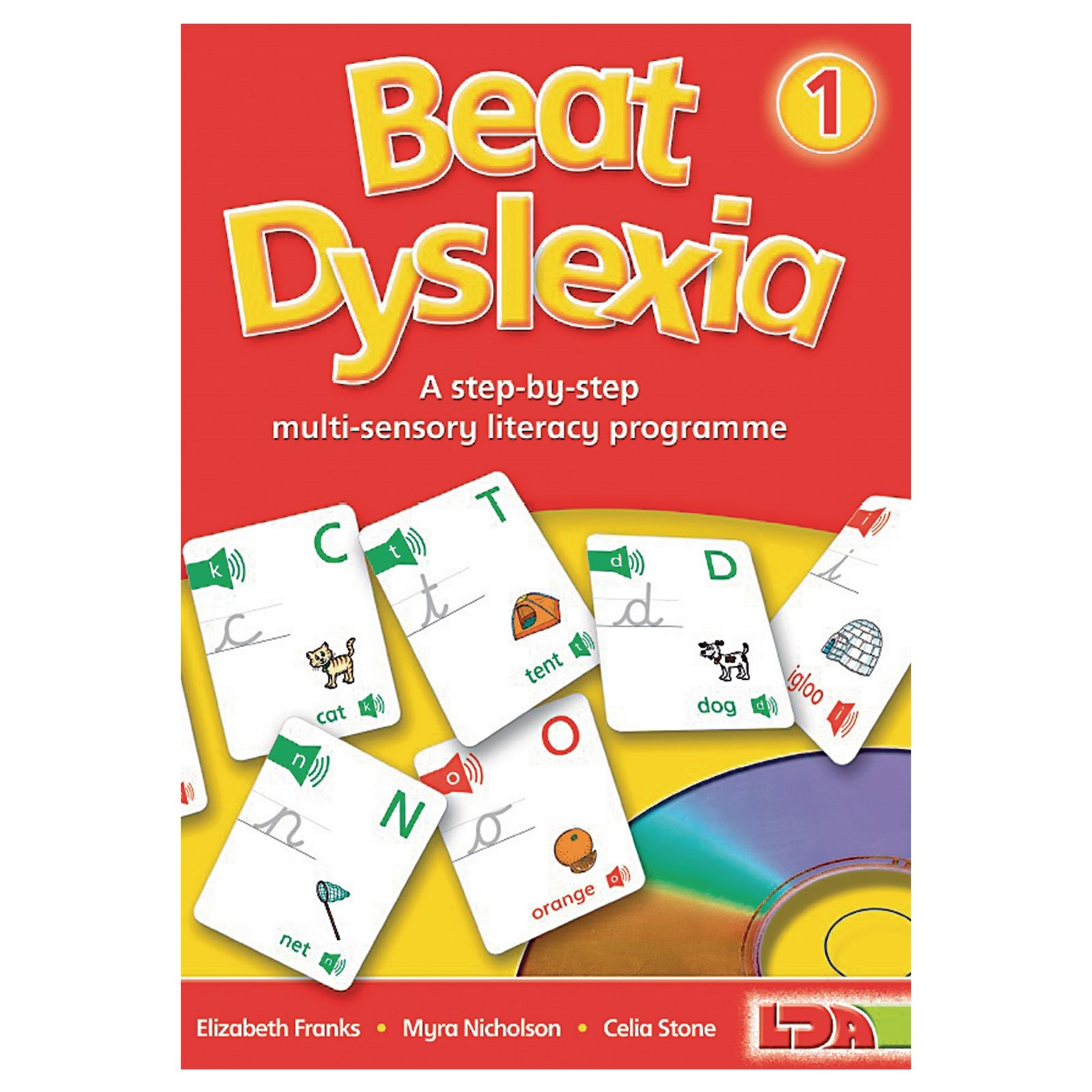 Verbal play, Beat adult dyslexia shes