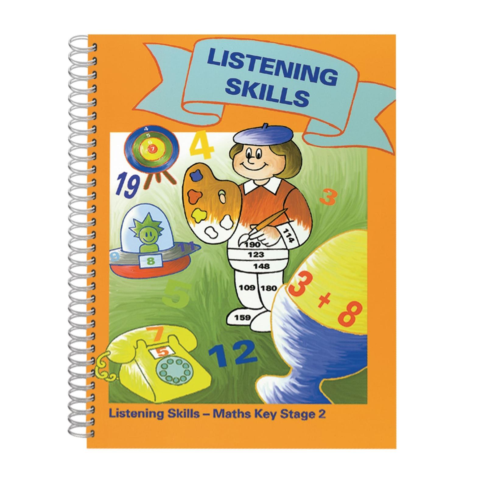 Maths Listening Skills - Key Stage 2 - Age 7-11 | LDA Resources