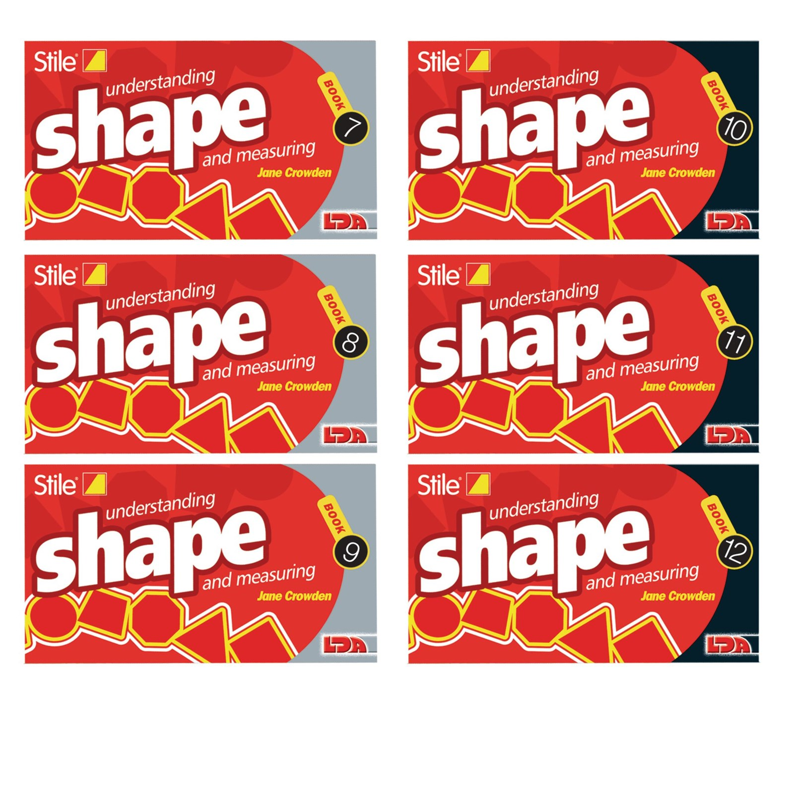 Stile Understanding Shape and Measuring Books 7-12