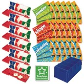 Stile Year 3/P4 Pack - Age 7-8 - Multipack