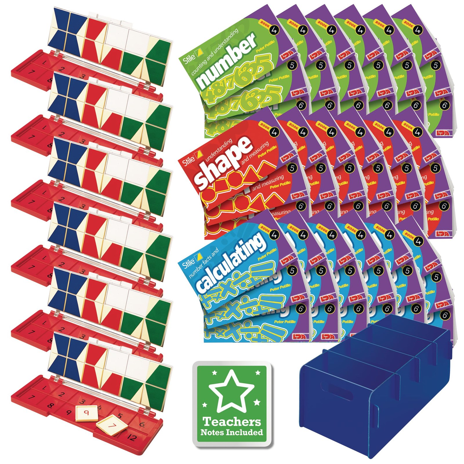 Stile Year 4/P5 Pack - Age 8-9 - Multipack | Hope Education