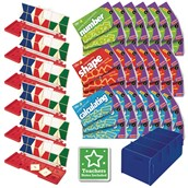 Stile Year 4/P5 Pack - Age 8-9 - Multipack