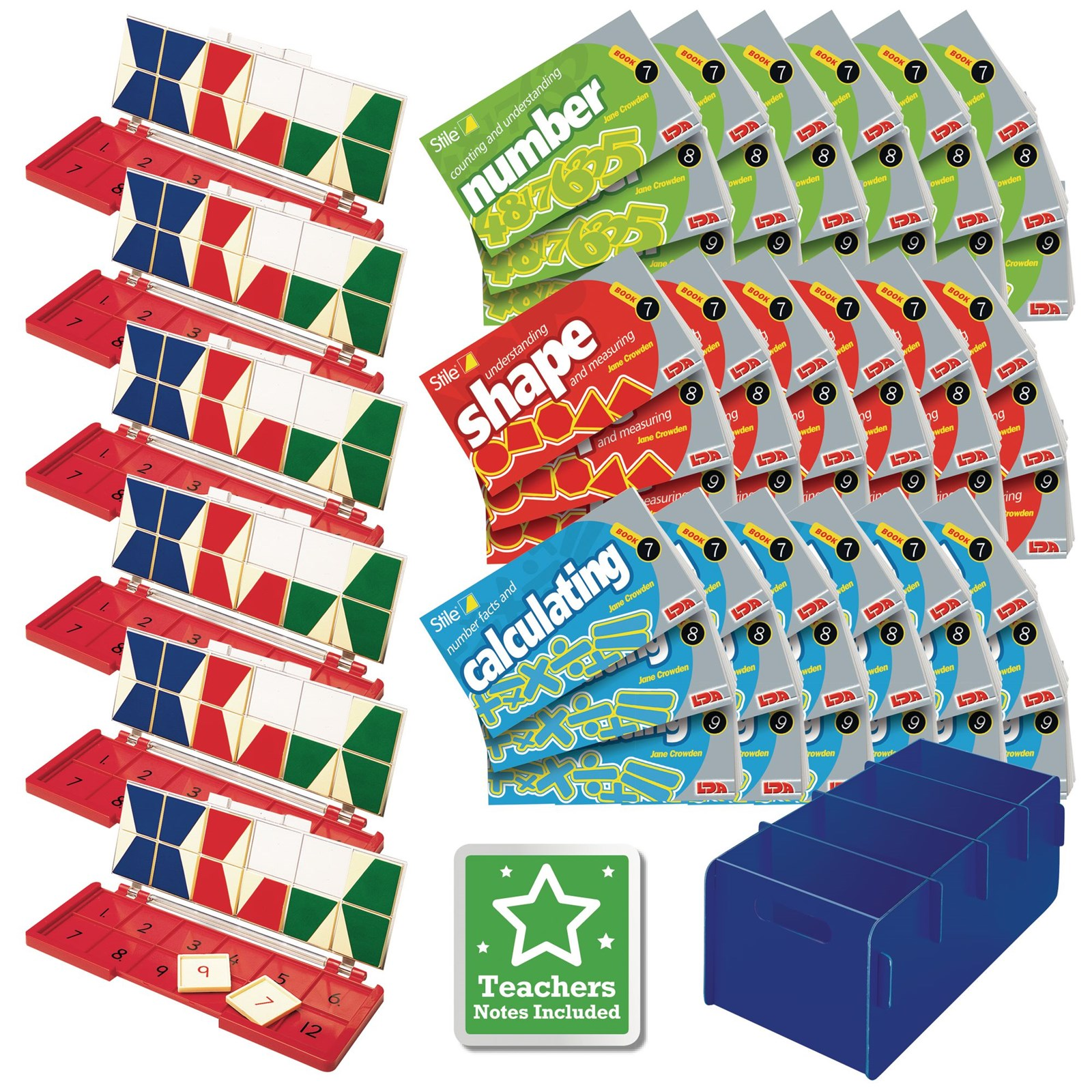 Stile Year 5/P6 Pack - Age 9-10 - Multipack