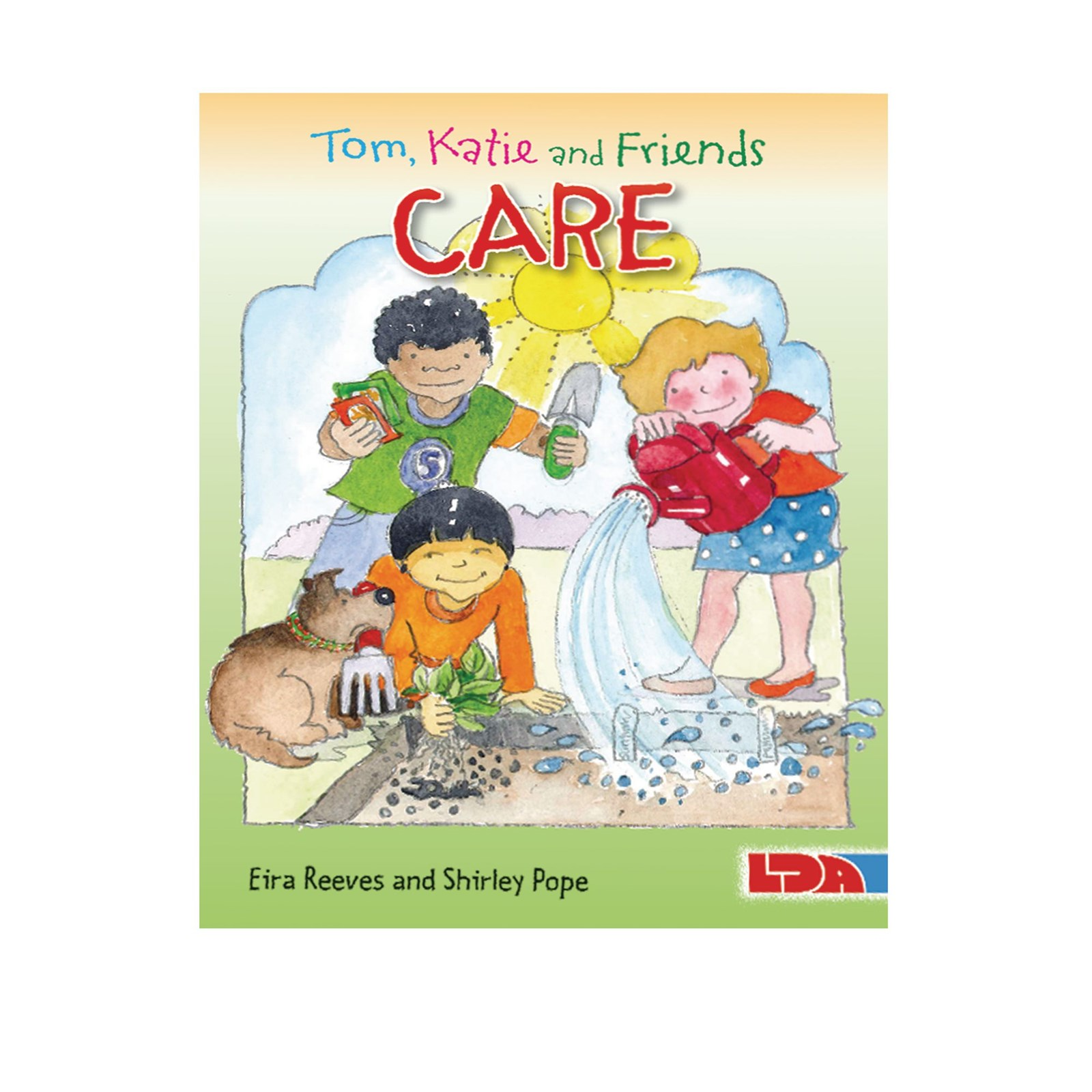 Tom, Katie and Friends Care Book