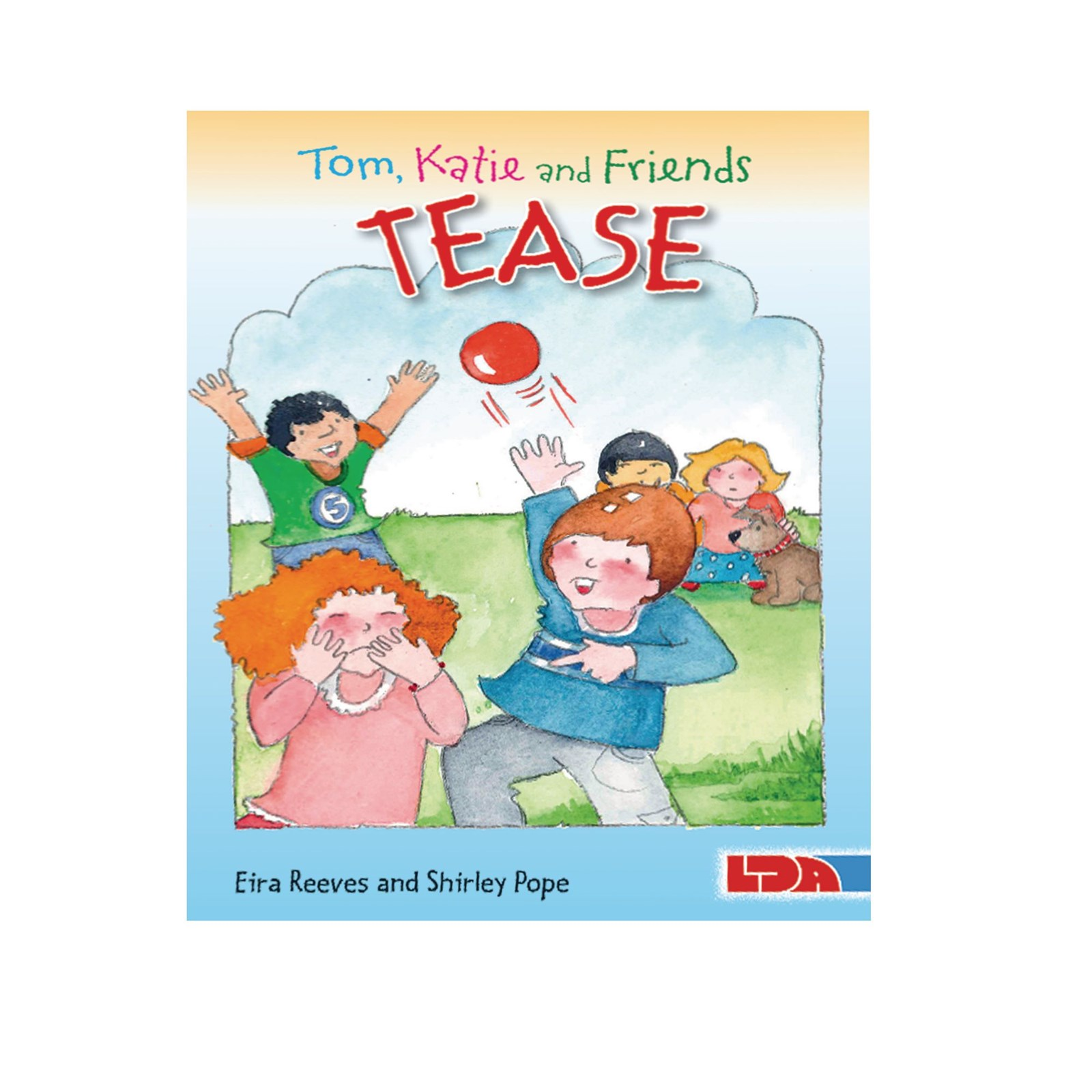 Tom, Katie and Friends Tease Book