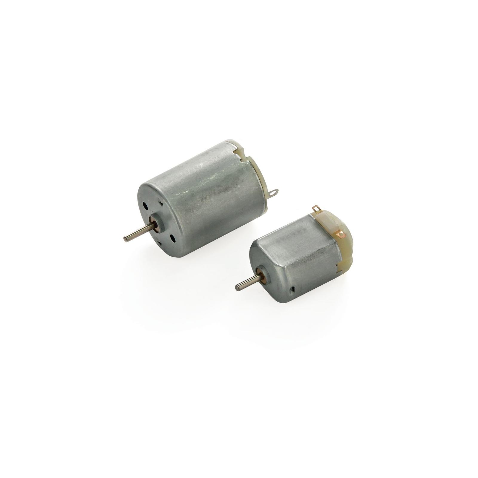 Electric Motors - 3-6V - Pack 10 - Pack of 10