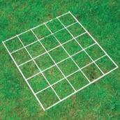 Grid Quadrat 25 squares - Pack of 5