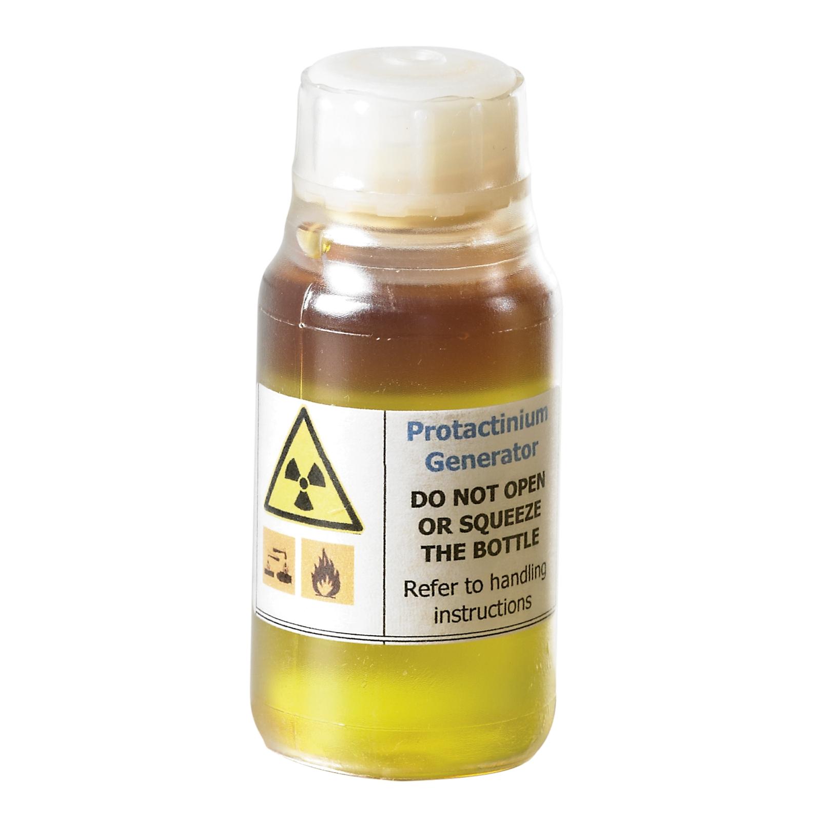 Protactinium Generator Philip Harris