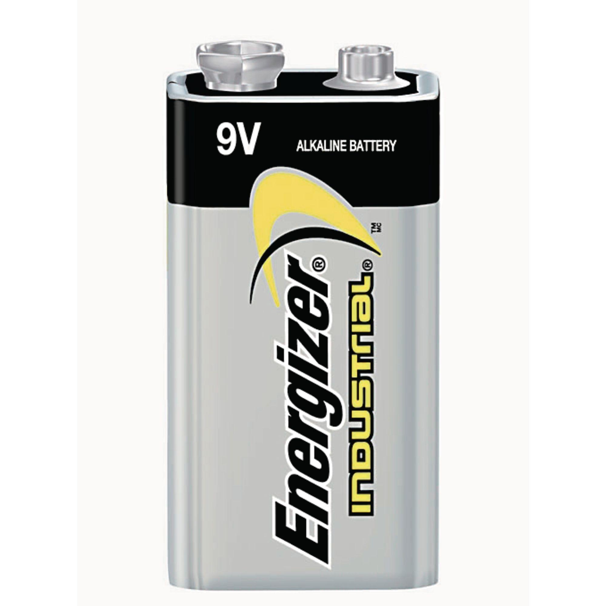 Alkaline Battery 9V 6LR61 Pk12