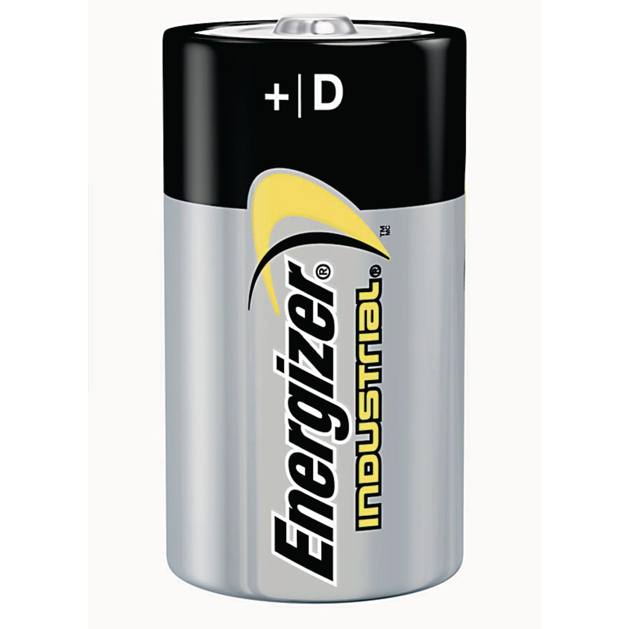 Alkaline Battery D LR20 Pk12