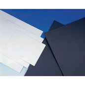 White Card (380 Micron) - 635 x 508mm - Pack of 10
