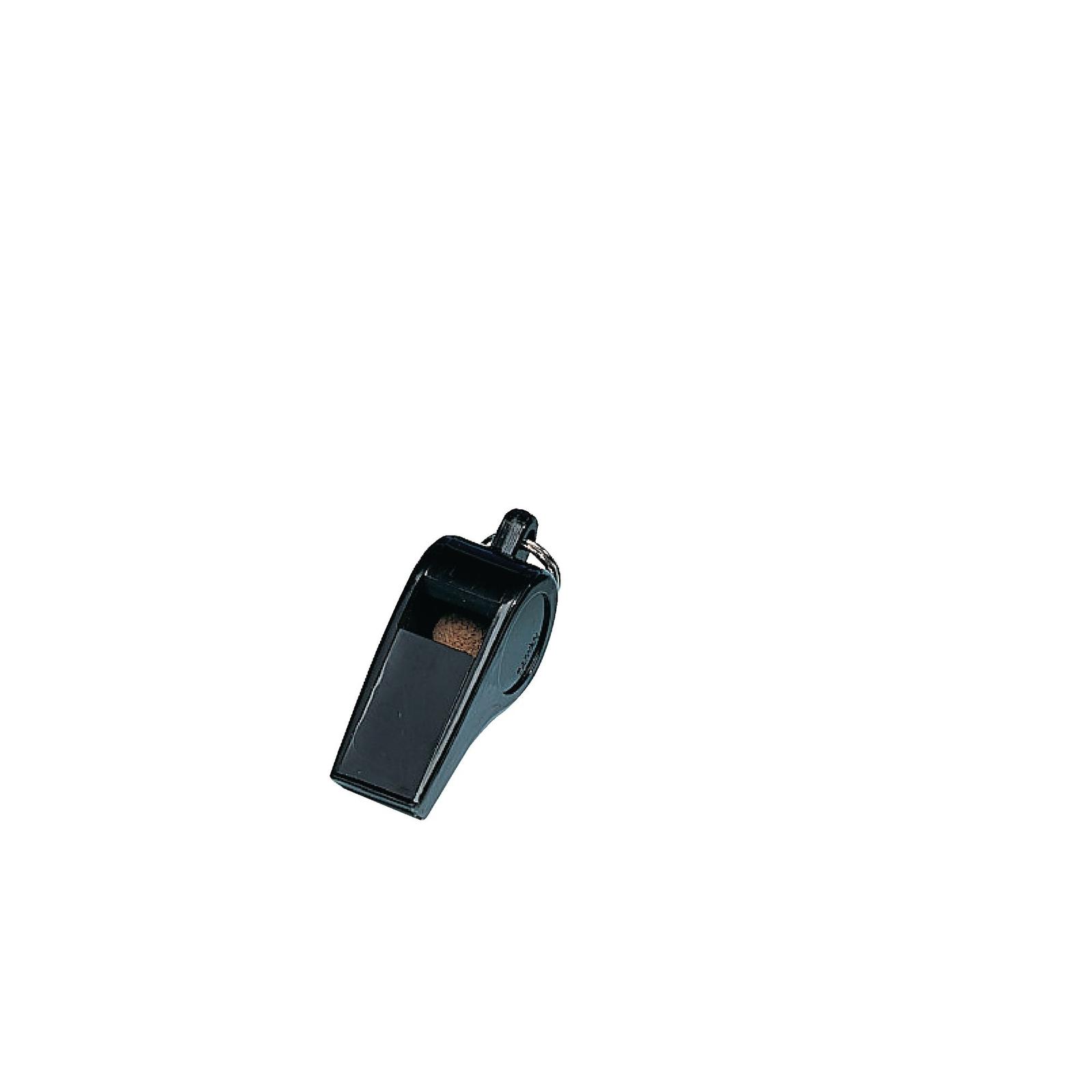 Large Black Plastic Whistle