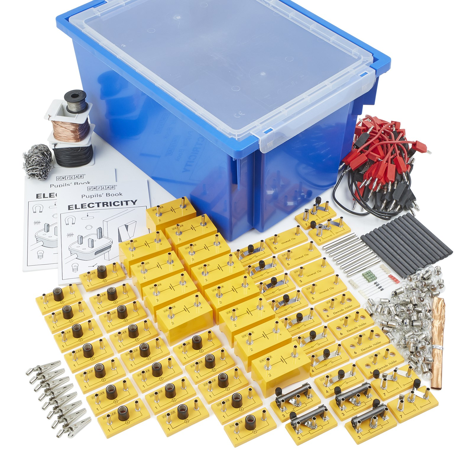 Bek Basic Electricity Kit Philip Harris