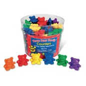 Three Bear Family® Counters