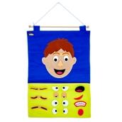 Mr Face Emotions Game