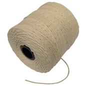 Cotton String - 500g Polished