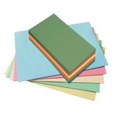 Coloured Card - A4