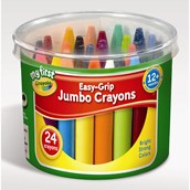 Crayola My First Crayons - Pack of 24