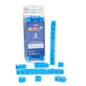 Phonix Consonants (120 cubes)