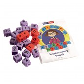 Sue Palmer's Synthetic Phonix Supplementary Vowels - Pack of 20
