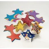 Jumbo Star Cards
