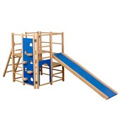Wooden Climbing Frame Set