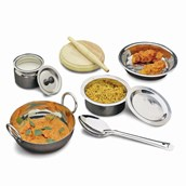 Indian Cooking Set