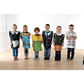 People Who Help Us Tabards - Pack of 6