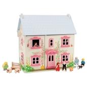 Bigjig Toys Heritage Playset Rose Cottage