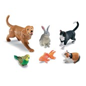 Learning Resources Jumbo Pets - Pack of 6