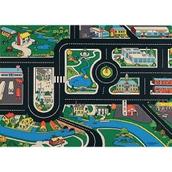 Large Roadway Playmat