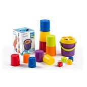 Giant Stacking Cups