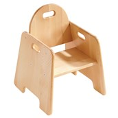 Galt Sturdy Chair - - Seat Height 20cm - pack of 2